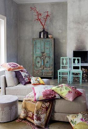 Bohemian Interieur | Woonstijlen en interieur | FSHN ForwardFSHN Forward