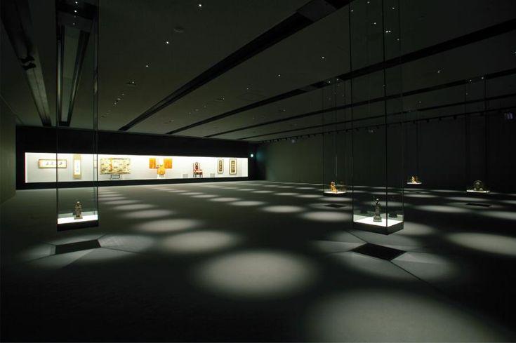UA design file 01/ OSHIO,Shoji(押尾章治設計作品) - LIGHT GALLERY / INTERACTION GALLERY