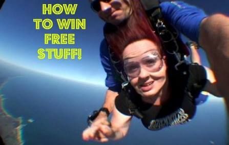 My friend Lisa Marie from @Theretromumma  is awesome at winning free stuff. Dinners, photo shoots, sky dives, concert tickets - you name it she has won it!! So here are her secrets on how to win great free stuff!!!