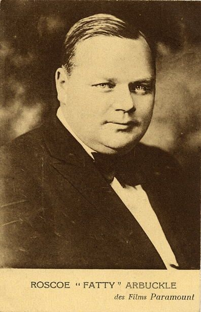 Roscoe Conkling Arbuckle, also known as Fatty Arbuckle (March 24, 1887 - June 29, 1933), was an American silent film comedian, director, and screenwriter. Arbuckle is noted as one of the most popular actors of his era, but he is best remembered for a heavily publicized criminal prosecution that ended his career. Although he was acquitted by a jury with a written apology, the trial's scandal ruined the actor, who would not appear on screen again for another 10 years