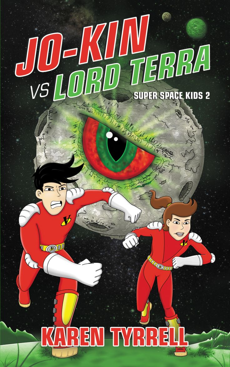Karen Tyrrell, award-winning children's resilience author, is back with a brand new Sci-Fi adventure, Jo-Kin vs Lord Terra. Read her tips for creating awesome heroes…