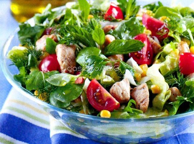 Török kevert saláta | Receptek | gasztroABC