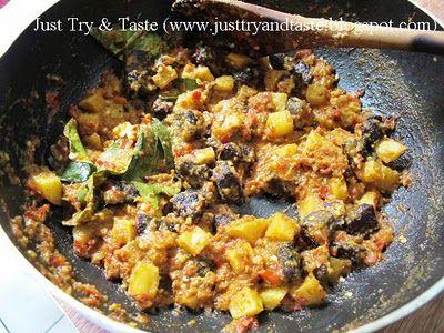 Just Try & Taste: Sambal Goreng Hati-Kentang