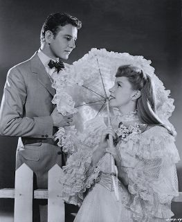 Tom Drake and Judy Garland, Meet Me In St. Louis, 1944
