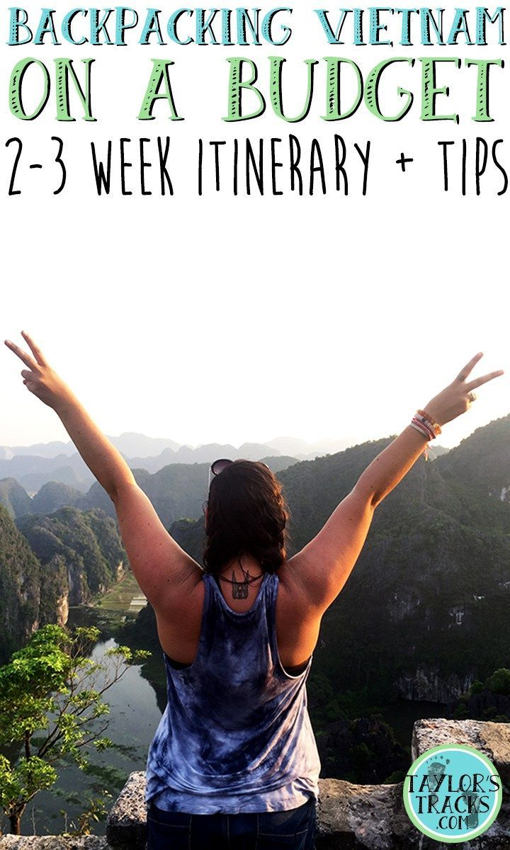 See all of what Vietnam has to offer with this easy to follow budget backpacking guide.
