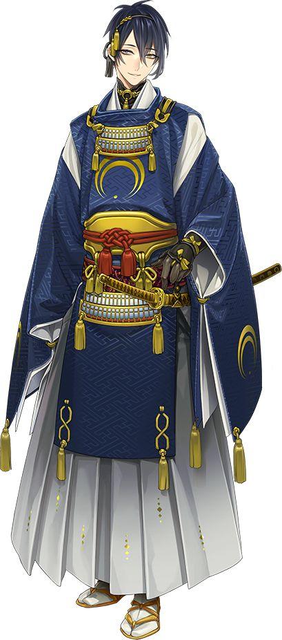 Mikazuki Munechika - Touken Ranbu Wiki
