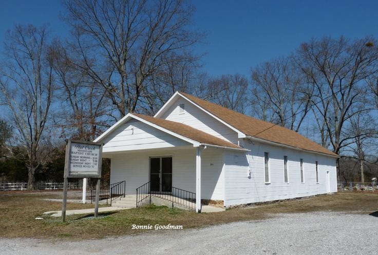 Flat Creek Missionary Baptist Church, Caddo, Lawrence