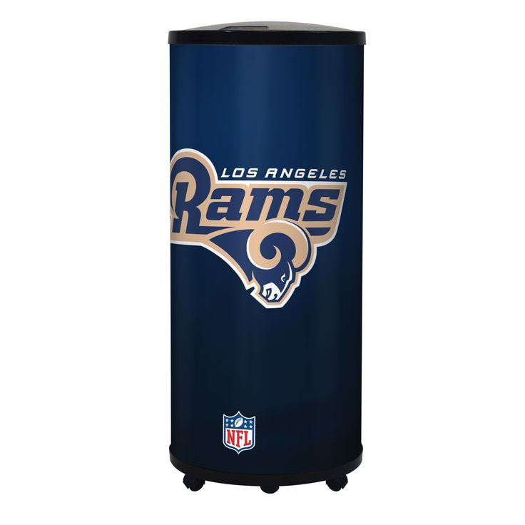 NFL Los Angeles Rams 39.5-inch Ice Barrel Cooler
