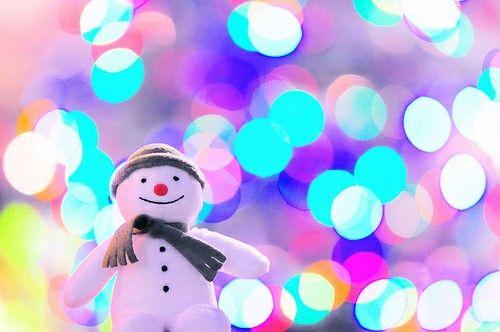 Bonecos de neve tumrl