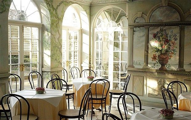 """Taking afternoon tea in the Orangery of a Georgian townhouse is almost as indulgently nostalgic as the eclectic collection of intricate fans, or """"trifles"""" as history has often described them, on show at the Fan Museum"""