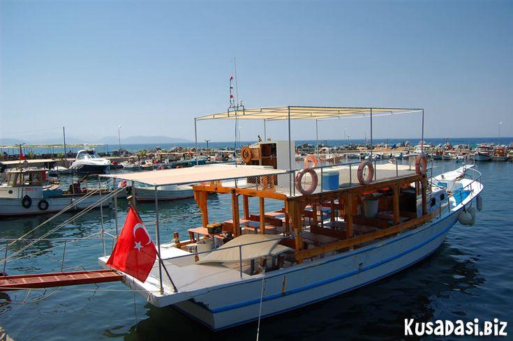 Boat, Guzelcamli.