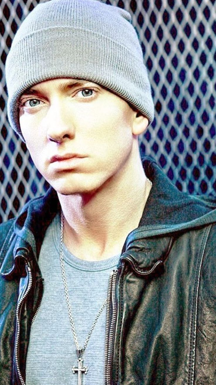 Eminem Born: October 17th 1972 ~ Marshall Bruce Mathers III is an American rapper, record producer, actor, & songwriter he is from Detroit, Michigan. Showing that you can come from nothing and be something later in life