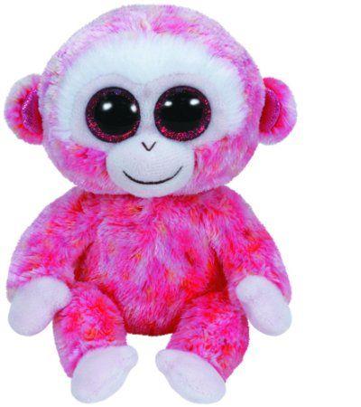 Ty Beanie Boos - Ruby the Monkey: Amazon.co.uk: Toys & Games