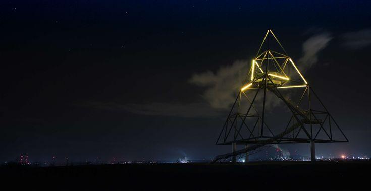 #art #city #city lights #cityscape #dark #dawn #dusk #energy #evening #illuminated #industrial #landscape #light #night #night sky #panoramic #silhouette #steel structure #technology #travel