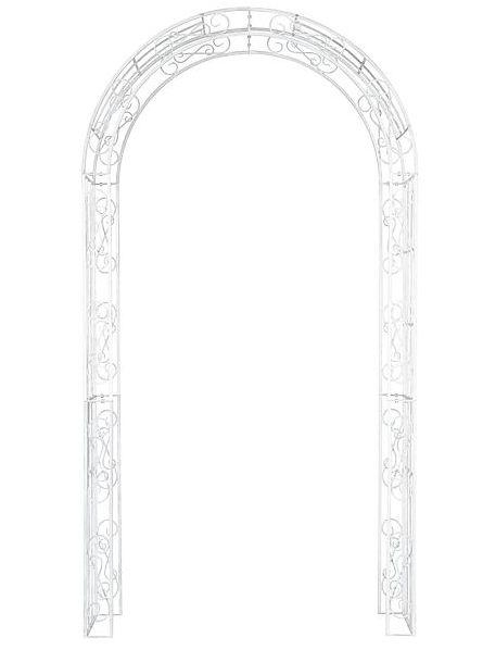 A garden arch can make a garden magical