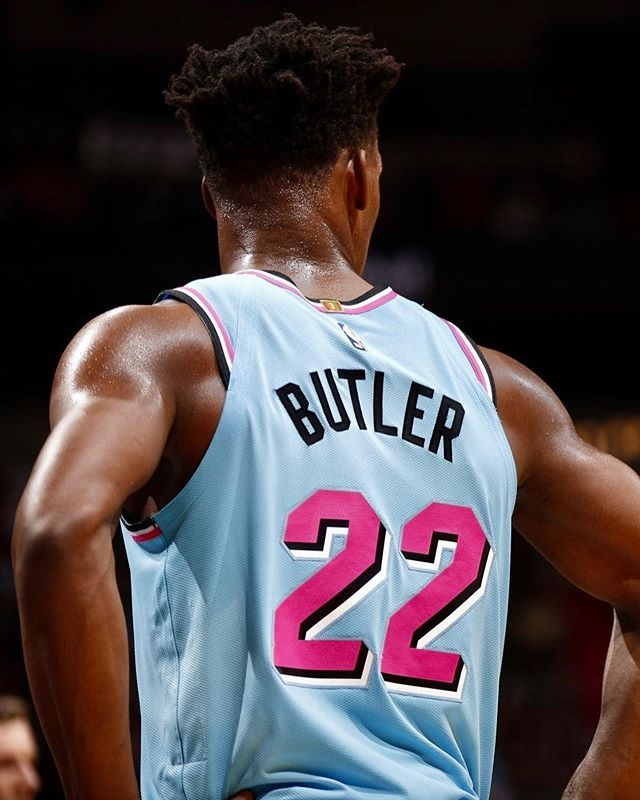 Jimmy Butler Fanpage 5 9k On Instagram New Vice Jerseys X Kicks Of The Game Nba Nba League Nba Pictures