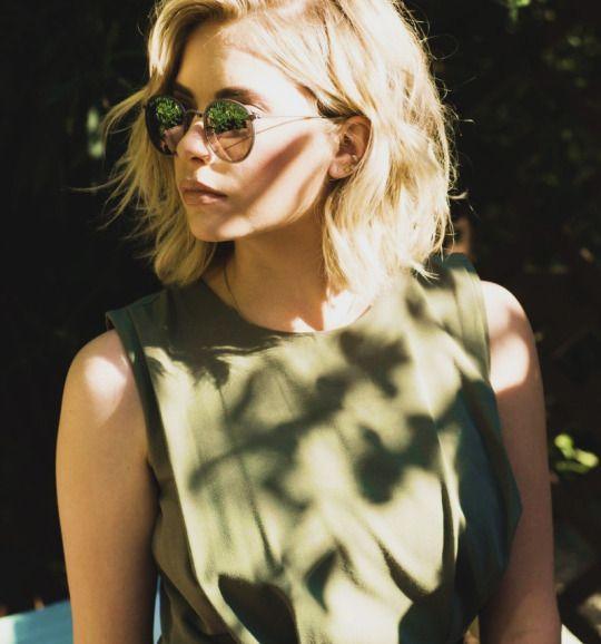 Ashley Benson-cute hair