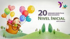 20 unidades didácticas para docentes del Nivel Inicial