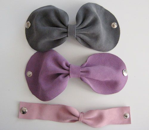 DIY - Bow Bracelet