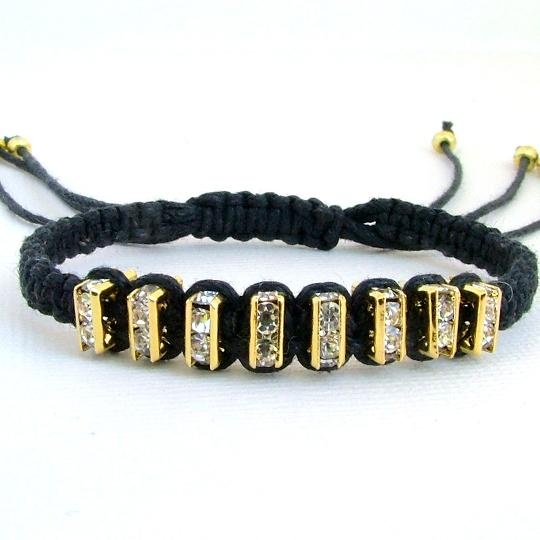 Channel Mimi's look from RENT in this urban and edgy bracelet.: Worth Reading, Macramé Bracelets, Macrame Bracelets, Books Worth, Channel Mimi, Edgy Bracelets