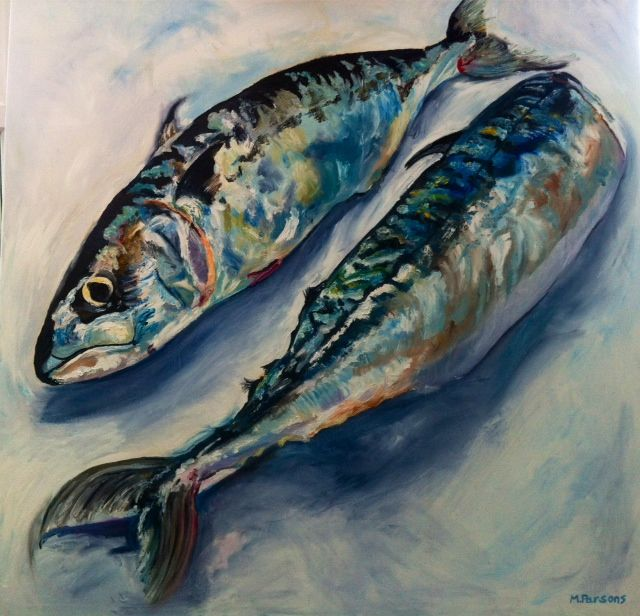how to remove fish oil for painting