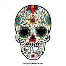 Risultati immagini per teschio messicano