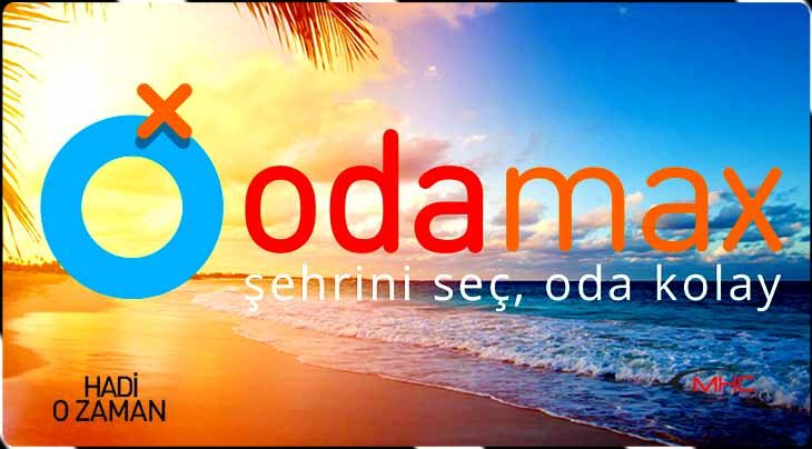 Odamax Reklam Filmi | Sen Şehrini Seç, Oda Kolay!
