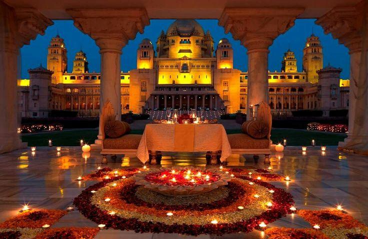 Its grand, beautiful and truly royal: the Umaid Bhawan Palace, Jodhpur!  #India #Jodhpur #Rajasthan #UmaidBhawanPalace #royal #beautiful #luxury #travel #trip #tour #yolo #UCLA #usa