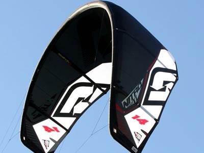 High Aspect 5-Strut Design on the Switch Nitro 2  #switch  #switchkites #nitro2 #kiteboarding
