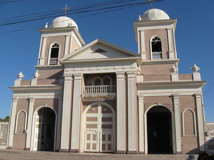 Iglesia de San Andrés, Pica