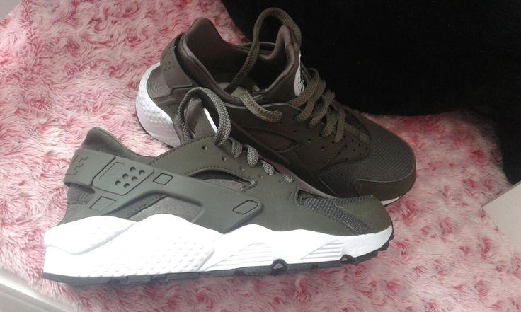 Nike Huarache Kaki