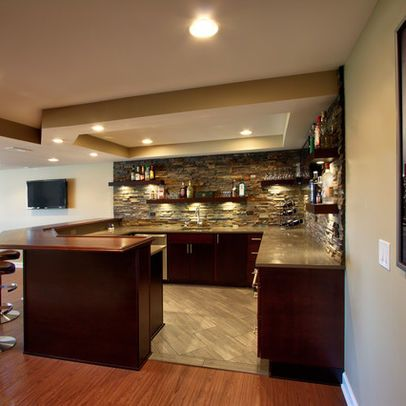 Basement Photos Basement Bar Design, Pictures, Remodel, Decor And Ideas    Page 8