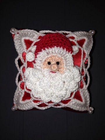 Ponto Preso1: Croche - Um agulheiro Natalino ...