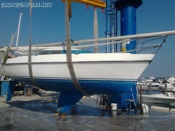 #ottima barca a vela #adatta anche per #mare.  Ideale per #principianti.  Si #valutano #PERMUTE ... #annunci #nautica #barche #ilnavigatore