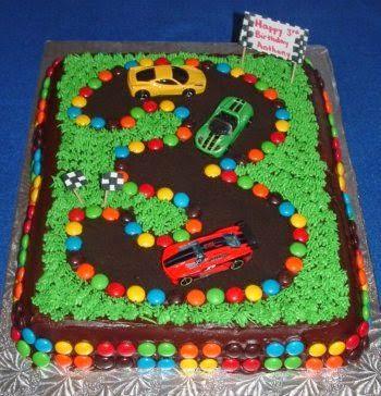 Best Boyz Birthday Cakes Images On Pinterest Birthday Ideas - Cute easy birthday cakes