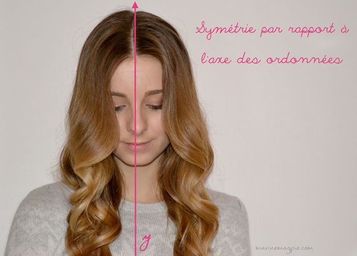 Coiffure boucles ghd