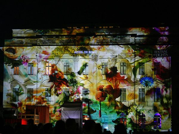 Festival of Lights - Hotel de Rome Photo by Corina Wagner