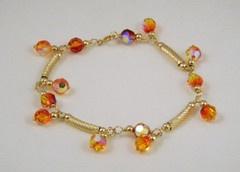 Sun Crystal Bracelet