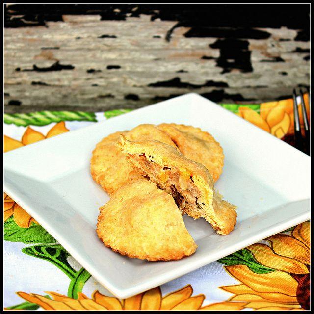 Chicken Chile Relleno Pies | My Blog {WASB?} | Pinterest
