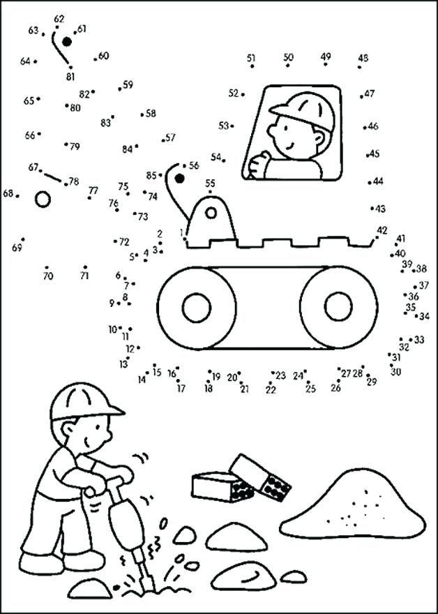 Juegos Educativos Con Imagenes Dibujos De Puntos