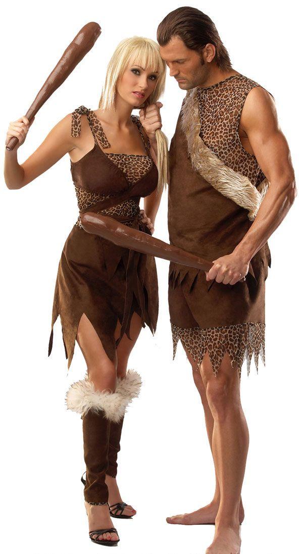 Caveman Costume - Caveman and Cavewoman Costumes