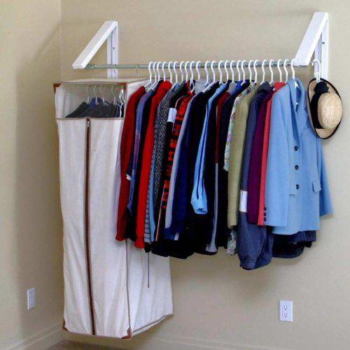 Arrow Hanger AH3X12 Quik Closet Clothes Storage System Arrow http://smile.amazon.com/dp/B000KM4Z5O/ref=cm_sw_r_pi_dp_NyZWtb1SJWH76J9E