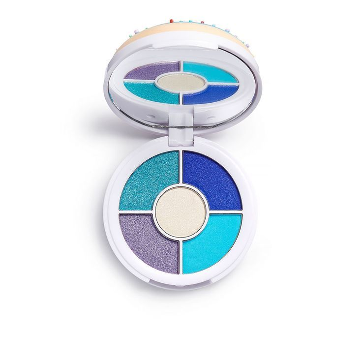 Makeup Revolution Doughnuts Blueberry Crush Lidschatten-Palette – Berechnung …   – Makeup