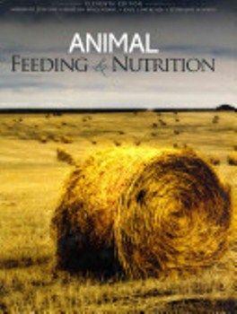 Alimentación y nutrición animal. Este texto es particularmente útil para los estudiantes en las ciencias de los animales y la medicina veterinaria previa. También es una fuente de información valiosa para los ganaderos, veterinarios, agentes de extensión y nutricionista animal profesional. Ver copias disponibles en: http://nubr.co/1dlNRY
