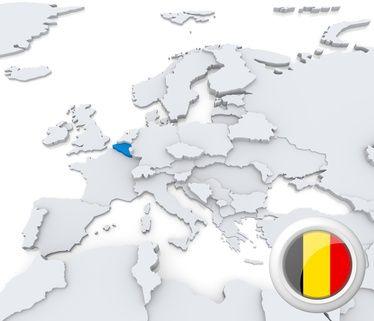 EURODANE - gospodarka Belgii , PKB, inflacja, ludność, giełda, finanse, deficyt