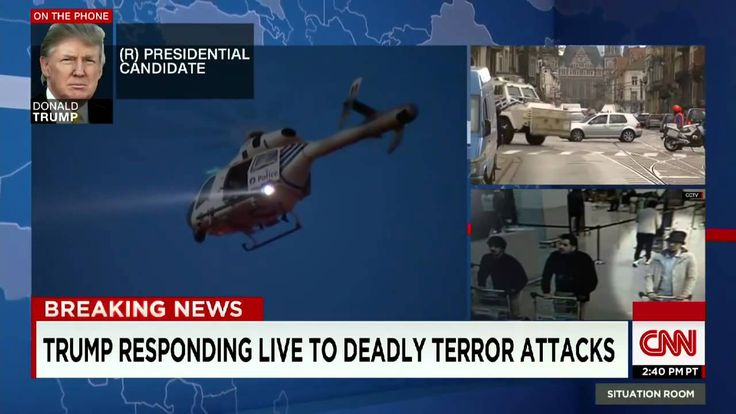 """Donald Trump reacts to Brussels attack Full CNN interview  - News on Donald Trump  """"  """"""""Subscribe Now to get DAILY WORLD HOT NEWS   Subscribe  us at: YouTube https://www.youtube.com/channel/UCycT3JzZbPLIIR-laJ1_wdQ  GooglePlus = http://ift.tt/1YbWSx2    Facebook =  http://ift.tt/1UQVq5U  http://ift.tt/1YbWS0d   Website: http://ift.tt/1UQVnqC""""""""  latest news on donald trump latest news on donald trump youtube latest news on donald trump golf course latest news on donald trump cnn current news…"""