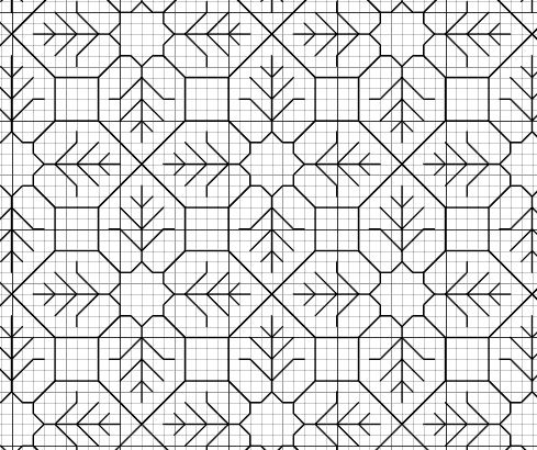 imaginesque.blogspot.com, free blackwork patterns