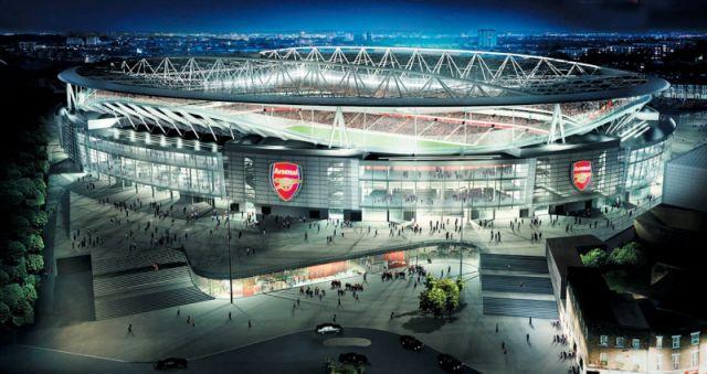 Arsenal FC: Instalaciones [MEGAPOST] - Taringa!