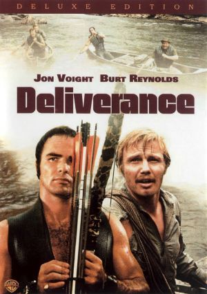 Movies...1972...I don't think 1972 was such a great year for movies, and we've all seen Godfather 100 times. Deliverance is a powerful, uncomfortable movie to watch,  but I've always had a thing for Burt Reynolds and Jon Voight.  I do think though that music in 1972 was getting very interesting.  But that's tomorrows pin...