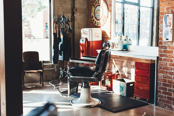 Corktown Detroit Barbers Barber shop